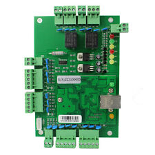 TCP/IP Network Access Control Board Panel Controller For 2 Door 4 Reader+track