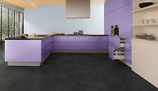 QuickStep Exquisa Slate Black EXQ1550 Laminate Tiles Flooring room deal - 10m2