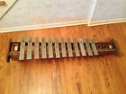 J G Deagan Xylophone for Old Pipe Organ Wood Chambers Missing Some Pieces