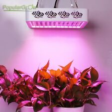 300W Full Spectrum LED Grow Light panel Indoor Hydroponics System Flower Plants