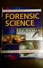 Forensic Science : The Basics, Second Edition-Siegel/Mirakovits  (9781420089028)