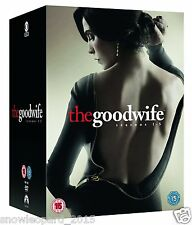 THE GOOD WIFE COMPLETE SERIES 1 2 3 4 5 6 DVD Box Set All Episode Seasons Sealed