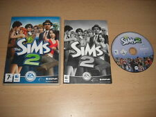 THE SIMS 2 Original base game Apple MAC b DVD Rom Sims2 SIMMS FAST DISPATCH
