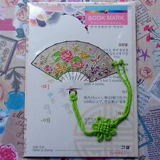 Metal Bookmark Peony Blossom With Mini Envelope Gift F/S