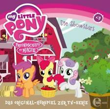 My Little Pony - (9)Das Original Hörspiel z.TV-Serie-Die Showstars *CD*NEU*