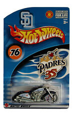 2003 Hot Wheels MLB San Diego Padres 35th Season Scorchin Scooter