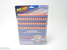 New In Box 75 Nerf N-Strike Elite Blue Darts Hail-Fire, Rampage, Retaliator