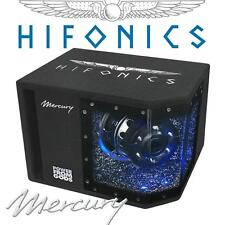 HIFONICS MERCURY MR-8BP 20cm BANDPASS SUBWOOFER 600 WATT *UVP 199€