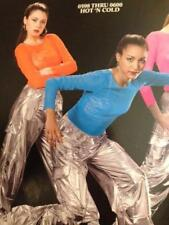 HIP HOP DANCE COSTUME JAZZ DISCO HOT N COLD 598