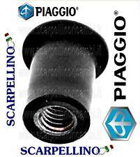 GOMMINO INSERTO BULLONE M5 APRILIA RS  50 cc -RUBBER BOLT- PIAGGIO AP8120531