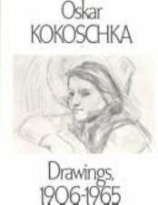 Oskar Kokoschka Drawings, 1906-1965-ExLibrary