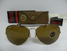 New Vintage B&L Ray Ban Tortuga Large Metal II Gold Tortoise B-15 Brown 62mm NOS