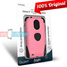 Samsung Galaxy S2 II R760 Brand NEW Pink Trident Aegis Hybrid Hard Case Cover