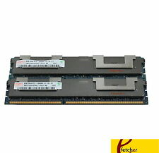 16GB (2X8GB) MEMORY FOR HP PROLIANT DL380 G7 DL980 G7 ML330 G6 ML350 G6 ML370 G6