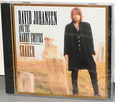 CHESKY JD 236 CD: David Johansen Harry Smiths - SHAKER - USA 2002 Factory SEALED