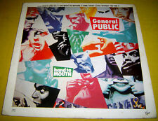 PHILIPPINES:GENERAL PUBLIC - Hand To Mouth LP,Record,Vinyl,RARE,The English Beat