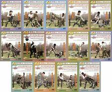 Combat Training for Special Technical Soldiers Complete Series by Liu Yi 14DVDs