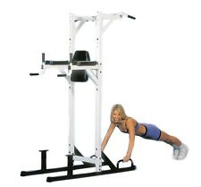 Yukon Fitness Chin Up / Dip / Leg Raise CDL-153 - NEW!