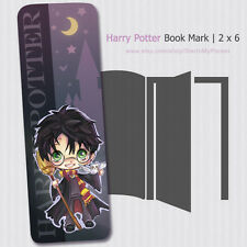 Harry Potter Anime Chibi Bookmark