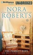 Inn BoonsBoro Trilogy: The Perfect Hope 3 by Nora Roberts (2012, CD, Unabridged)