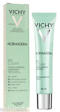 Vichy Normaderm BB CLEAR Unifying Corrective Cream SPF 16 40ML LIGHT SHADE