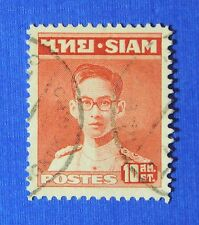 1949 THAILAND 10 SATANGS SCOTT# 265 MICHEL # 265 USED                    CS24257