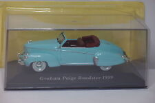 ALTAYA GRAHAM PAGE ROADSTER 1939 1/43