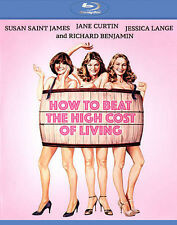 How to Beat the High Cost of Living [Blu-ray], New DVDs