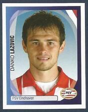 PANINI UEFA CHAMPIONS LEAGUE 2007-08- #311-PSV EINDHOVEN & SERBIA-DANKO LAZOVIC