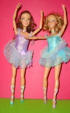 poupee barbie jumelle film au bal 12  princesses