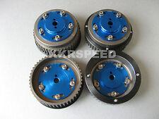 Adjustable cam gear pulley FOR 02-05 Subaru WRX EJ207 GC8 4pcs