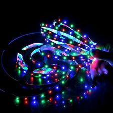 5M 300SMD 3528 RGB Non-waterproof DC 12V Flexible LED Light Strip Home Decor