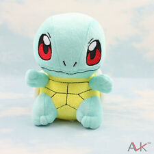 """New 6.5"""" SQUIRTLE Pokemon Stuffed Soft Plush Toy Doll  figure"""