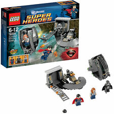 LEGO DC COMICS 76009 SUPERMAN BLACK ZERO ESCAPE SUPERHEROES SEALED & BRAND NEW
