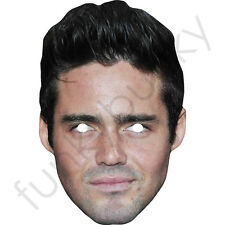 Spencer Matthews - Celebrity Card Face Mask - All Our Masks Are Pre-Cut!