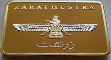 Faravahar / PFAU / PERSIEN - GOLDMÜNZE - GOLDBARREN - PP / PROOF