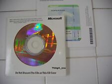 Microsoft Office 2003 SBE with Word/Excel/Outlook/Powerpoint/Publisher =NEW=