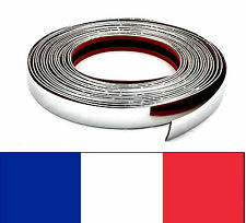 20mm x 3m BANDE ELEGANT ADHESIVE CHROME AUTO BAGUETTE DECORATIVE VOITURE CAMION