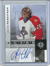 2013-14 Ultimate Collection JACOB MARKSTROM Ultimate Signature Autograph 11-12