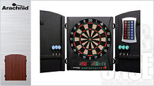 Arachnid Cricket Maxx 3.0 Electronic Dartboard Plays Soft or Steel