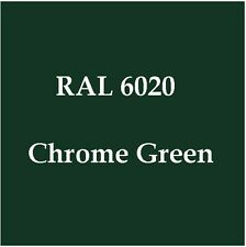 RAL 6020 HIGH QUALITY CELLULOSE PAINT CHROME GREEN 2.5L FREE Strainer & Tack Rag
