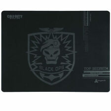 Mad Catz Call Of Duty Black Ops Stealth Gaming Surface mouse pad 15.5x11.5