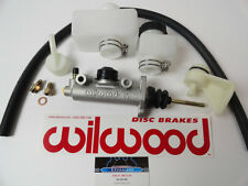 "Universal Brake or T5 T56 Hydraulic Clutch Master Cylinder Kit 3/4"" Bore WILWOOD"