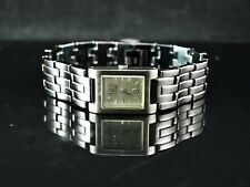 GUESS Women's Sport Series Ladies Olive Dial Black SS Watch