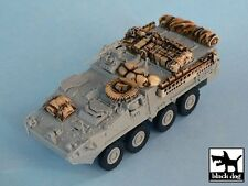 Black Dog 1/72 M1126 Stryker ICV Accessories Iraq War (Trumpeter 7255) T72002