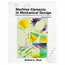 Machine Elements in Mechanical Design (3rd Edition)-ExLibrary