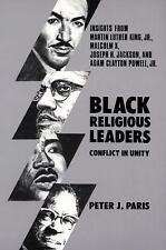 Black Religious Leaders: Conflict in Unity