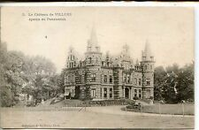 CP Belgique - Le Château de Villers - Aperçu du Pensionnat