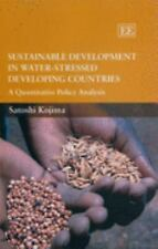 Sustainable Development in Water-stressed Developing Countries: A Quantitative P