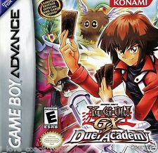 New but No Promos YuGiOh GX Duel Academy Sealed Nintendo Game Boy Advance,2006 A